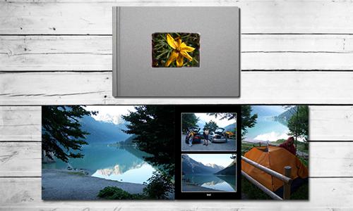 Luxusní fotokniha - Motiv 2